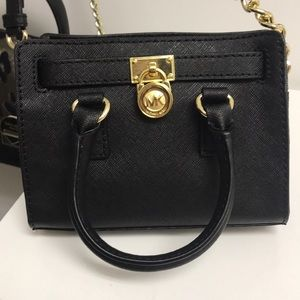 Michael Kors Black Cross Body